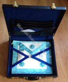 Master Masons Apron with Case