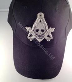 Deluxe Mortality Masonic Baseball Hat