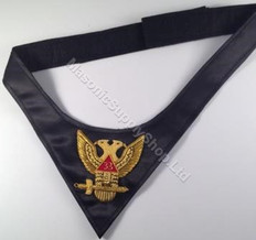 Scottish Rite Cravat 33rd