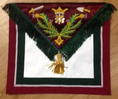 Royal Order of Scotland   Provincial  Grand Masters  Apron