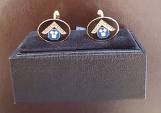 Past Master  Cufflinks – 47th Problem  NEW!