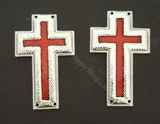 1 Pair of  Crosses