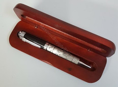 Masonic pen in Rose wood box