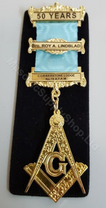 Custom Long Service Member Jewel-1