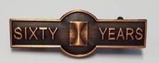 60 year bar