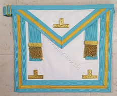 Irish  Past Master Apron  Custom