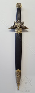 Ceremonial Masonic Dagger  2