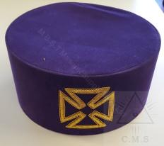 Knight Templar Hat   Grand Prior