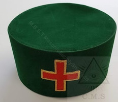 Knight  Templar Hat   as used in the degrees
