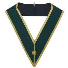 Allied Masonic Degrees  Grand Council  Undress Collar