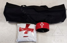 Knight Templar  Sir Knight Special  Package Mantle, Hat & Carry Case