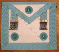 Traditional Quality Leather  Canadian Master Mason's Apron
