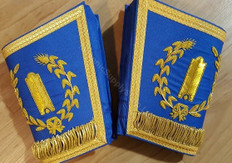 Grand Lodge Officers Cuffs