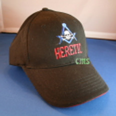 Heretic Baseball cap