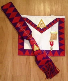 Royal Arch Companion Apron,Sash and Jewel Special   APR-RA-COMSET