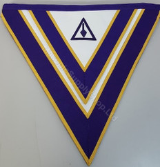 Cryptic Rite East Member Apron     Royal & Select Masters