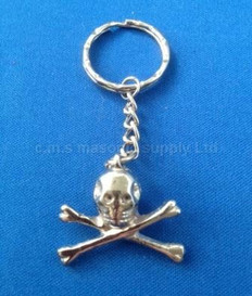 Mortality Key ring