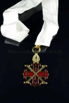 Red Cross of Constantine  Viceroy Collarette & Jewel