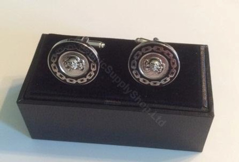 Euro Mortality Cufflinks