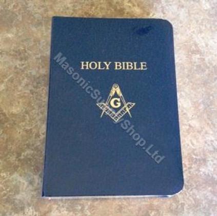 Master Mason Masonic Bible Custom Embossed