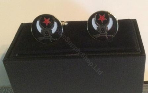 Shrine Cufflinks