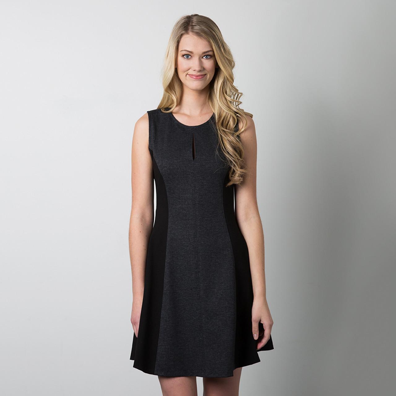 Davie Dress Sewing Pattern By Sewaholic Patterns With Keyhole