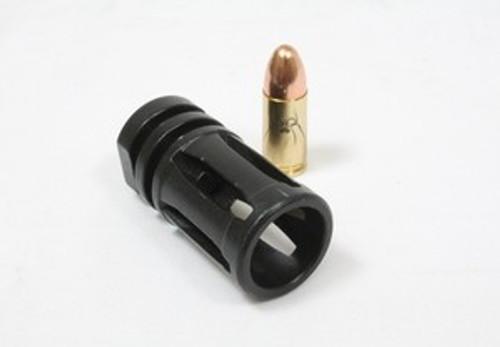 Spikes 9mm Flash Hider (1/2x28 Thread)