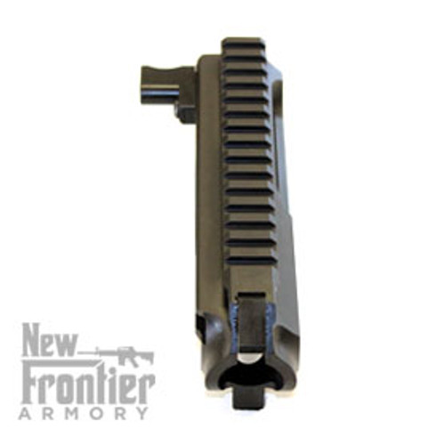 New Frontier SIde Charging AR Billet Upper Without Integrated LRBHO (For Colt Style Mags)