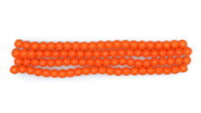 8mm Bio Eggs - Orange - 100ish per pack