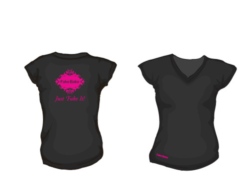 Fake Bake T-Shirt (Medium)
