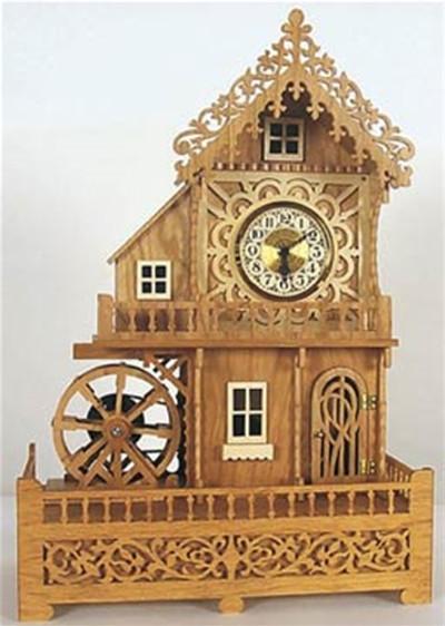 Mill Clock Parts Kit