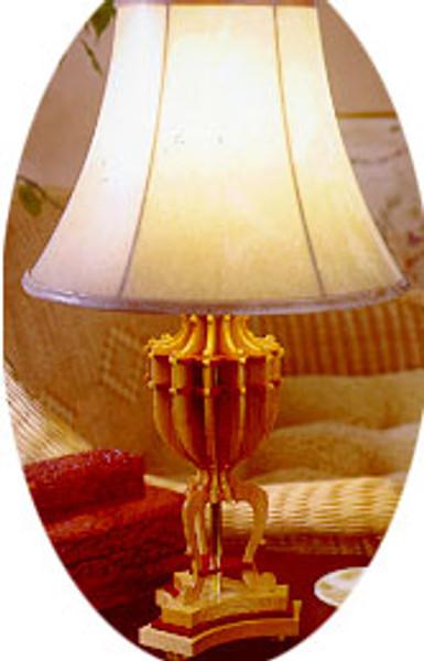 Hancock Lamp Scroll Saw Pattern