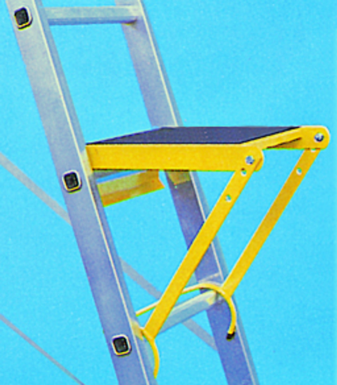 Zarges Ladder Platform Ladder Accessories