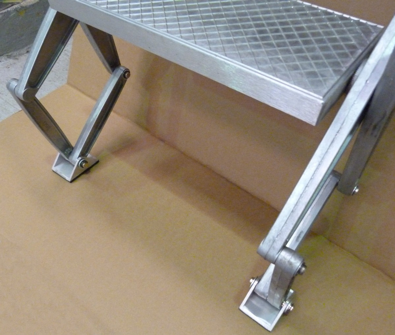 junior concertina loft ladder ladder sales direct. Black Bedroom Furniture Sets. Home Design Ideas