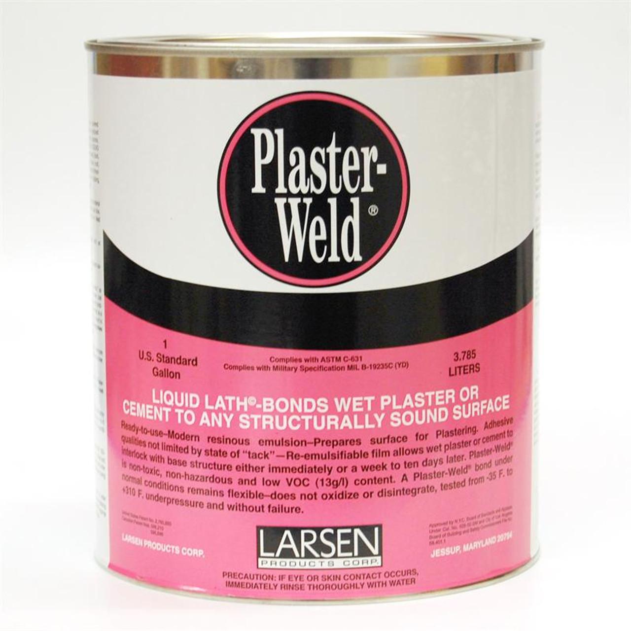 Larsen Plaster Weld Interior Plaster Bonding Agent For Wall Repair