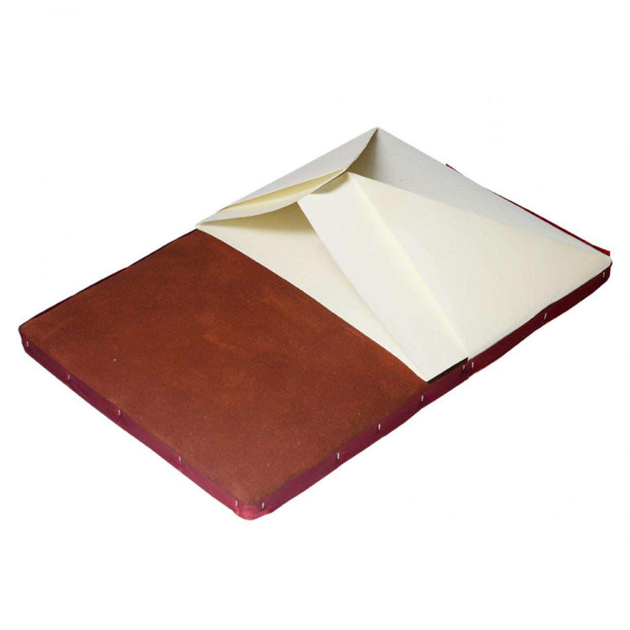 Professional Gilder's Cushion with  vellum draft shield.