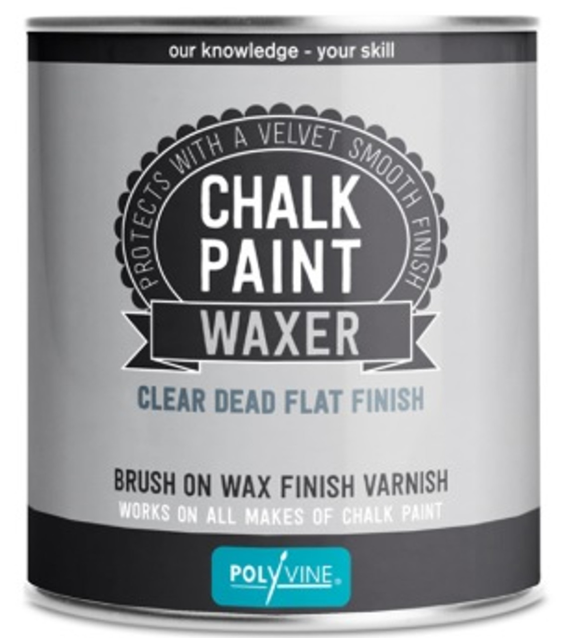 Polyvine Chalk Paint Waxer-Pint