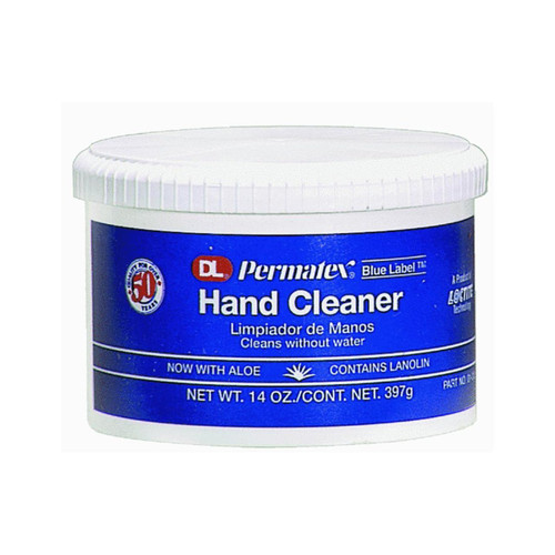 Permatex Blue Label Hand Cleaner 14oz