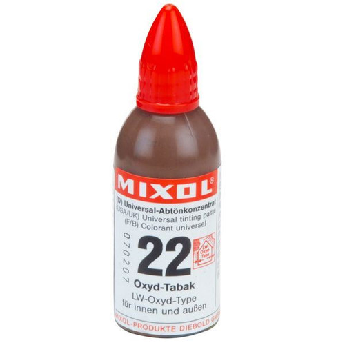 Mixol Universal Tints Oxide Tobacco #22