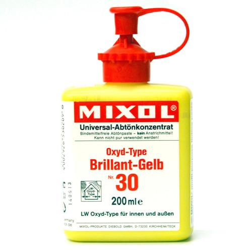 Mixol Universal Tints Oxide Brilliant Yellow #30