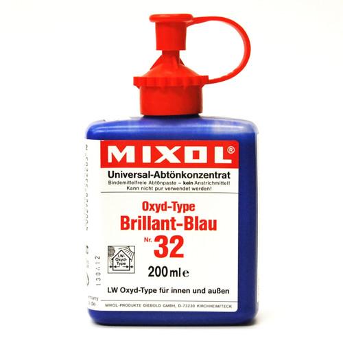Mixol Universal Tints Oxide Brilliant Blue #32
