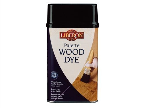 Liberon Water-Based Palette Wood Dye