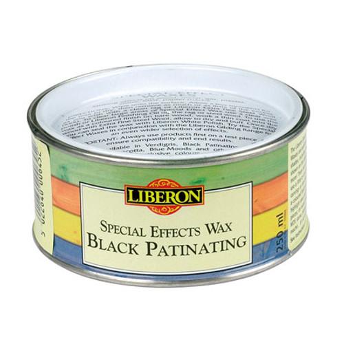 Liberon Patinating Wax - Black