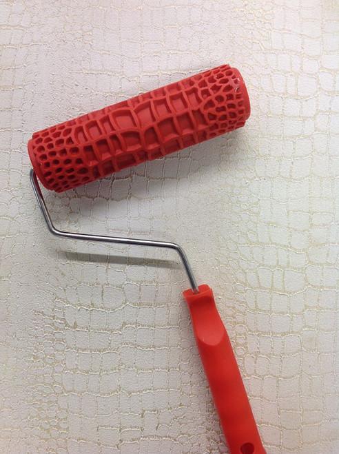 ... Krok Crocodile Skin Paint U0026 Plaster Roller 7  ...
