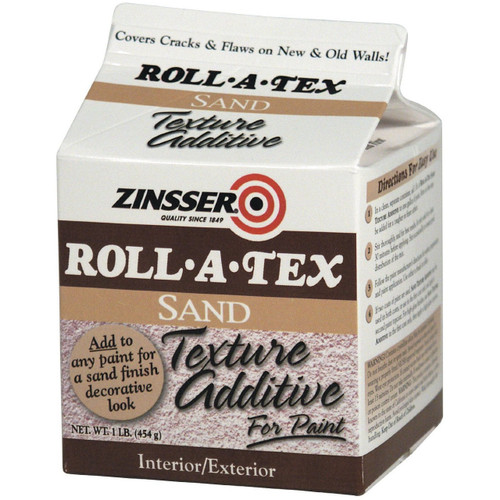Zinsser Roll-A-Tex Sand Texture Additive for Paint
