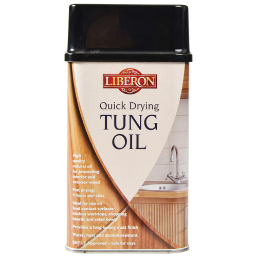 Liberon Quick Drying Tung Oil