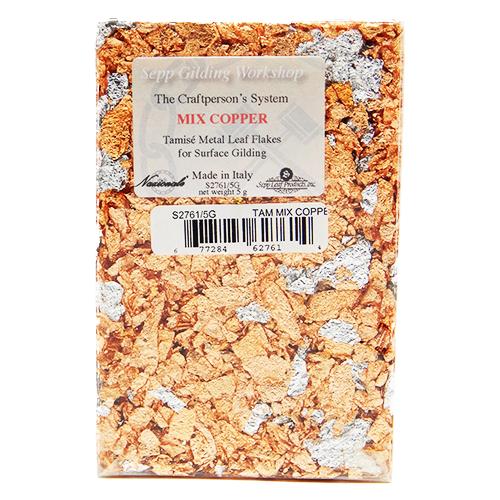 Sepp Leaf Tamise Flakes Mix Copper 5g