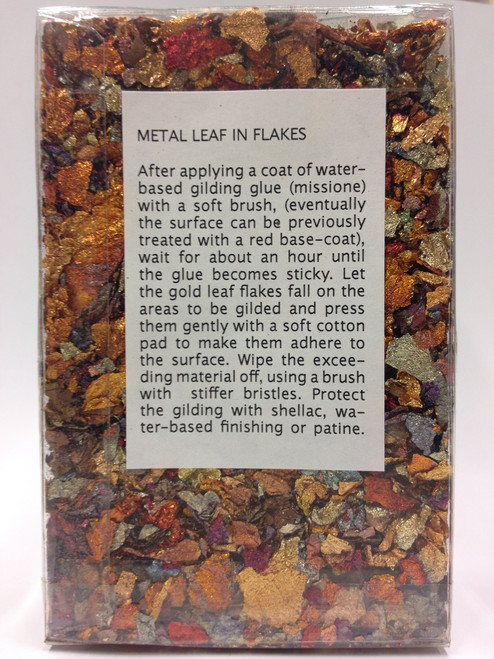 Sepp Leaf Tamise Flakes Variegated Fall 5g