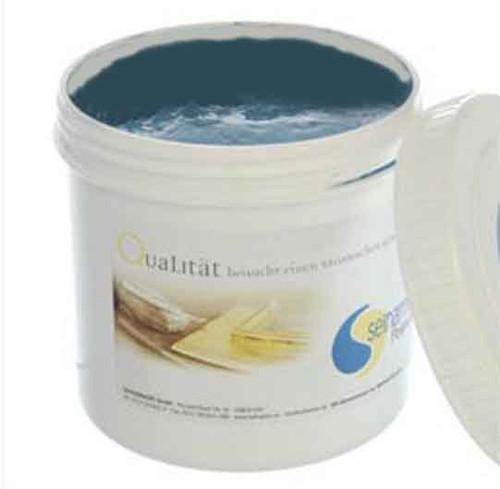 Selhamin Poliment Bole Burnishing Clay for Gilding 1kg - Amalfi Blue