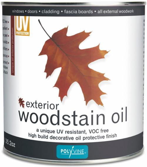 Polyvine Exterior Woodstain Oil
